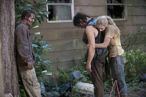 Beth And Daryl Romance