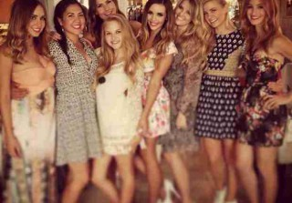 Which Vanderpump Rules Ladies Are in Scheana Marie\'s Wedding Party? (PHOTO)