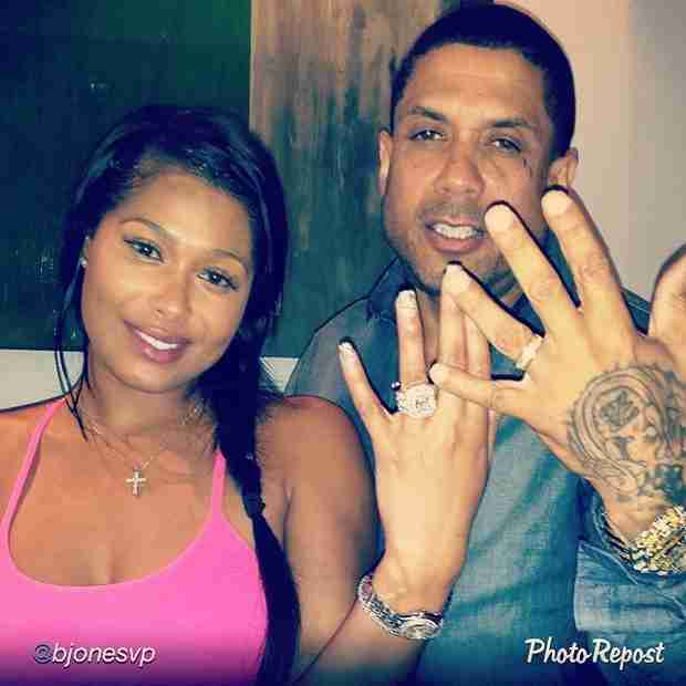 benzino and althea relationship test