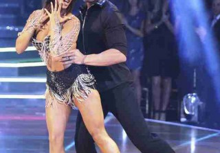 Dancing With the Stars 2014: Antonio Sabato Jr. and Cheryl Burke's Week 6 Salsa (VIDEO)