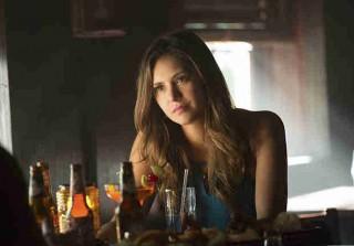 Vampire Diaries Star Nina Dobrev Dishes on \