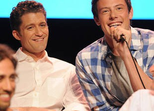 """Matthew Morrison: Cory Monteith """"Grew More Than Any Other Person"""" on Glee"""