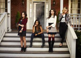 Vote for Pretty Little Liars in MTV\'s Fandom of the Year Award!