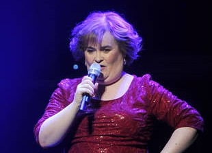 Susan Boyle, 53, Has Her First Boyfriend (VIDEO)