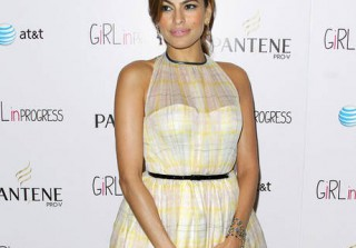 "Eva Mendes Makes First Public Appearance, Shares ""Adorable"" Pic of Daughter (VIDEO)"