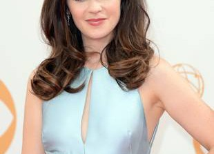 Zooey Deschanel Teams Up With Tommy Hilfiger To Design a Line Of 16 \