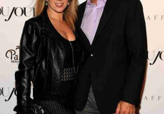 Mario Singer Attends Hamptons Event With Reported Mistress Kasey Dexter