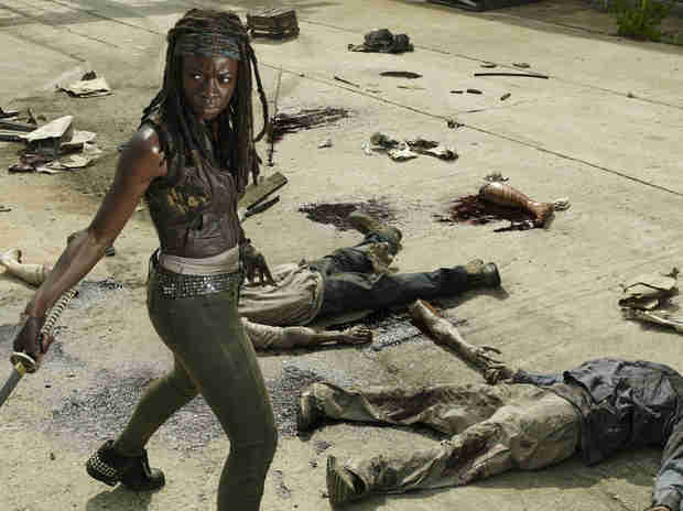 meet the cast of walking dead 2015 premiere