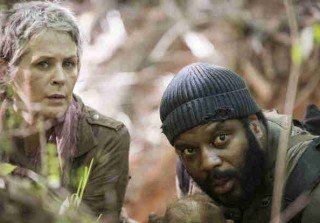 The Walking Dead: Chad Coleman Talks Carol, Martin, Describes Steven Yeun in One Word