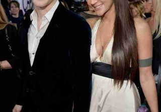 Joseph Morgan\'s Girlfriend Persia White Congratulates Him After People\'s Choice Win