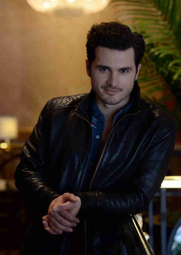 Vampire Diaries Michael Malarkey Almost Left The Show