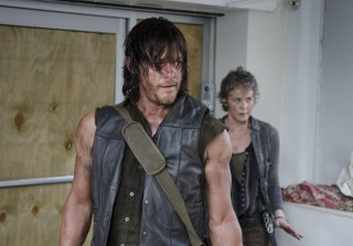The Walking Dead: Daryl Dixon Is Winning Fan Vote For Best TV Character of 2014