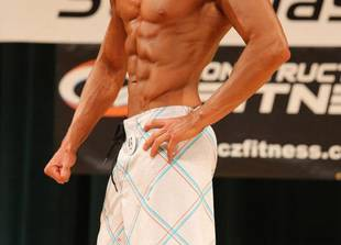 Bachelor Pad's Tony Pieper Places Fourth in Top Fitness Competition!