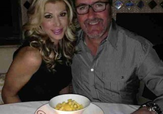 Alexis Bellino and Hubby Jim Have an Adorable Date Night (PHOTO)