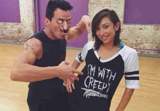 Dancing With the Stars 2014: Antonio Sabato Jr. and Cheryl Burke's Week 7\'s Viennese Waltz (VIDEO)