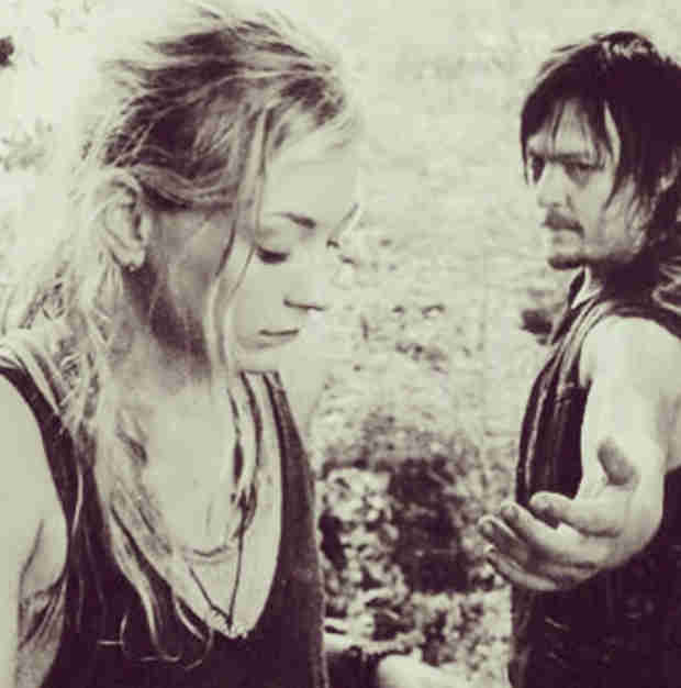 daryl dixon dating beth A character in zombie drama the walking beth greene the walking dead, find your date at our speed dating walking dead daryl dixon beth.