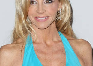 Camille Grammer, Dimitri Charalambopoulos Continue to Trade Jabs in Court