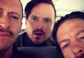 Norman Reedus, Aaron Paul Movie Triple Nine Will \