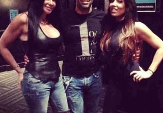 Mob Wives' Alicia DiMichele and Natalie Guercio's \