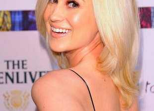 Kellie Pickler Shocked to Learn Clay Aiken Is Running For Congress (VIDEO)