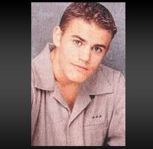 OMG Pic of the Day! Paul Wesley At Sweet 17 (Flashback!)