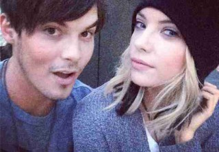 Here\'s Proof That Ashley Benson and Tyler Blackburn Are Cuter Than Hanna and Caleb