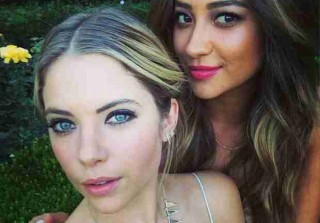 Ashley Benson, Shay Mitchell, and More Pretty Little Liars Stars Party It Up at Perfect Summer Wedding (PHOTOS)