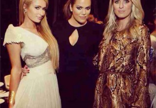 Khloe Kardashian Reunites with Paris Hilton on Dubai Vacation (PHOTO)