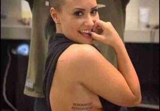 Demi Lovato\'s New Tattoo Has an Amazing Hidden Meaning