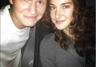 Shailene Woodley Wears Wig to Sneak Into Fault in Our Stars Showing! (VIDEO)