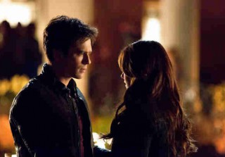 Vampire Diaries Spoilers: Epic Delena Scene in Season 5, Episode 20 (PHOTO)