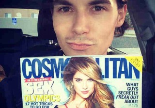 Tyler Blackburn Supports His Bestie Ashley Benson — Find Out How! (PHOTO)