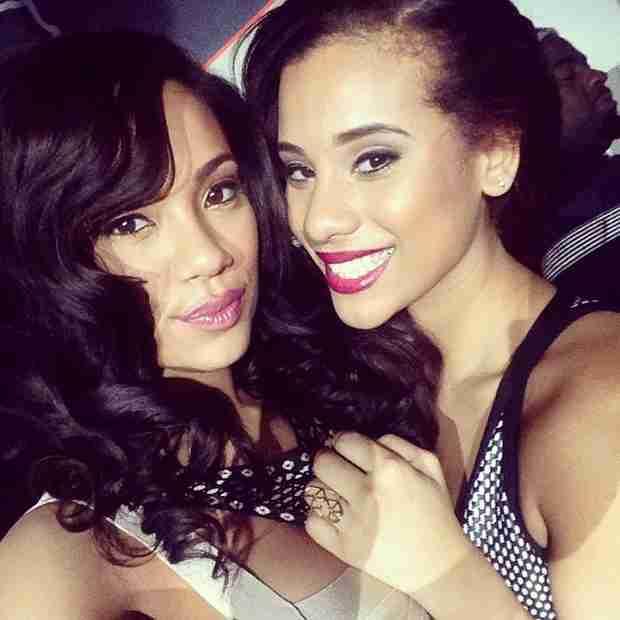 "Love & Hip Hop's Erica Mena and Cyn Santana Are ""In Love ..."