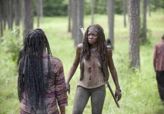 The Walking Dead Season 5: More About Michonne\'s Past Coming?