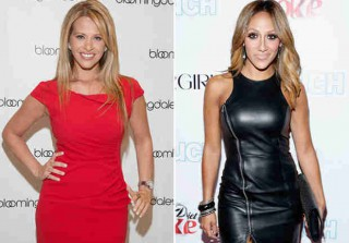 Melissa Gorga Thanks Pauly D For Helping Dina Manzo\'s Charity!