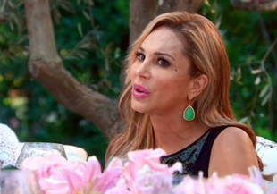 Who Does Adrienne Maloof Still Talk to From RHOBH? (VIDEO)