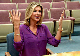 Is Former RHOC Star Alexis Bellino Watching This Season? She Says...