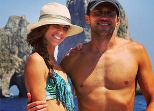 Pregnant Lydia McLaughlin\'s Husband Is Touring the Playboy Mansion — She\'s \
