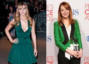 Emma Stone Professes Her Love for Jennifer Lawrence: \