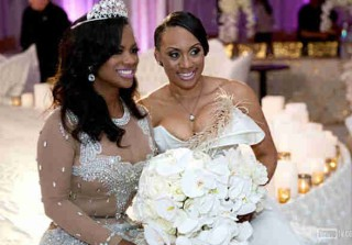Who Is Carmon Cambrice? Get to Know Kandi Burruss's Maid of Honor