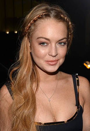 Lindsay lohan hookup list