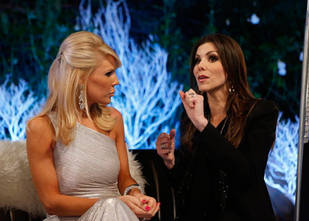 Heather Dubrow Sounds Off on Gretchen Rossi and Alexis Bellino\'s Firing (VIDEO)