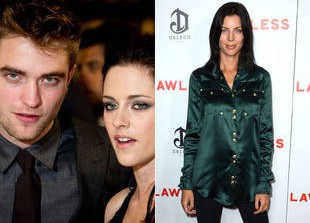 Robert Pattinson and Liberty Ross Have \