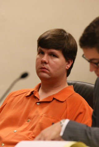 Justin Ross Harris in court over toddler's hot car death on July 3, 2014