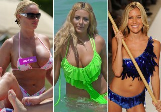 The Weirdest Celebrity Bikinis — Can They Pull These Off? (PHOTOS)