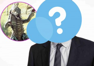 Which Emmy Winning Actor Voiced Power Rangers Villains?