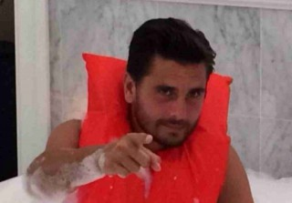 Scott Disick\'s Partying Hurting Relationship With Son, Mason — Report