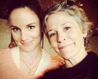 w630_080514-Sarah-Wayne-Callies-and-Melissa-McBride-at-Comic-Con-1407266285