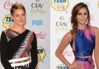 Teen Choice Awards 2014: Shailene Woodley, Nina Dobrev, and More of Your Favorite Celebs (PHOTOS)