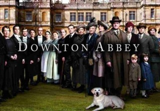 Downton Abbey Season 5: See the New Cast Photo!